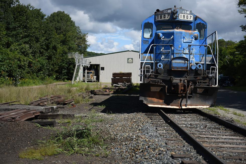 Rail Giant to Buy Short Line: Genesee & Wyoming Has Deal for