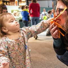 The Big Event: Montshire's 40th Anniversary Draws 1,200 Museum Lovers