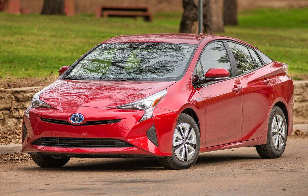 The 2016 Toyota Prius Hybrid Has A 1 8 Liter 4 Cylinder