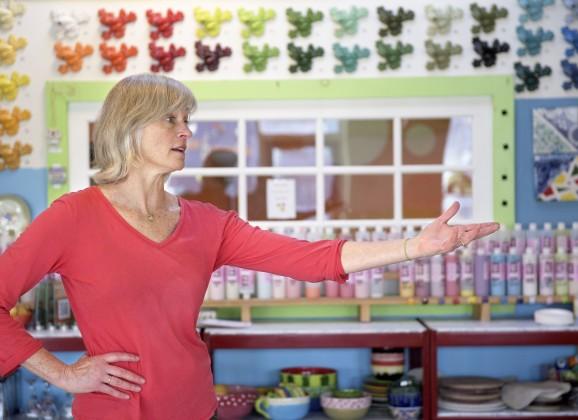 Creative Entrepreneur Amy Robb