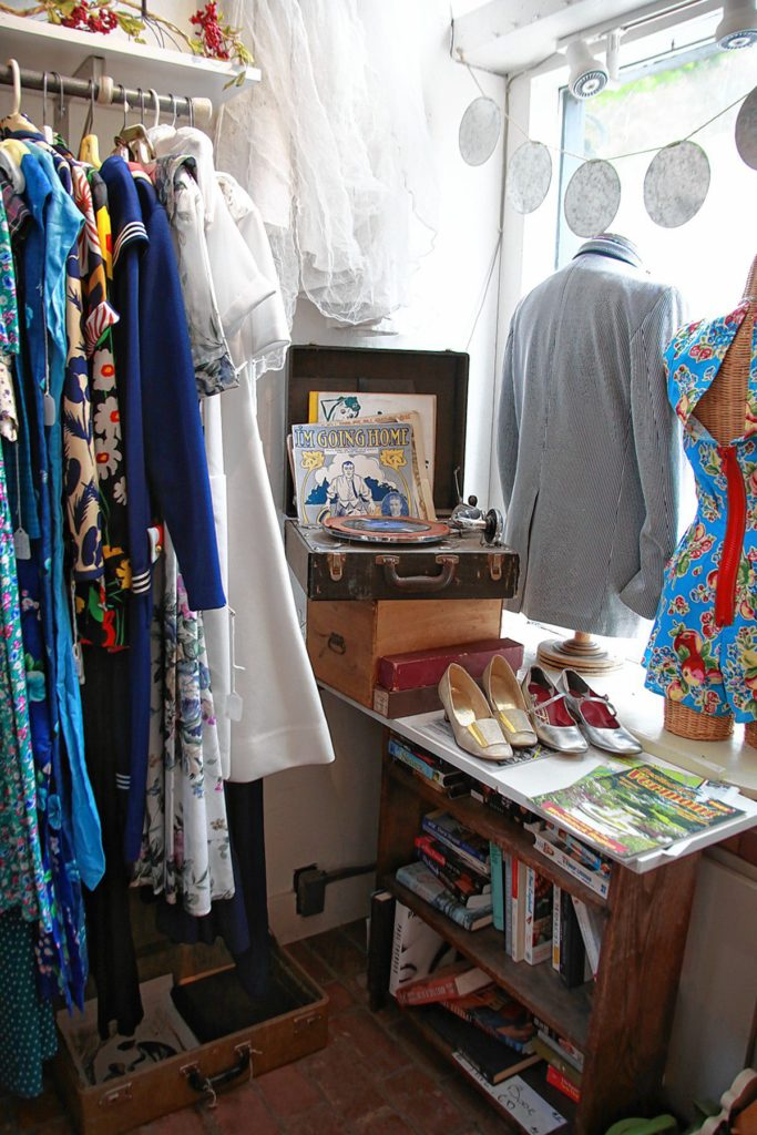 score stories vintage clothing shop proved a fit