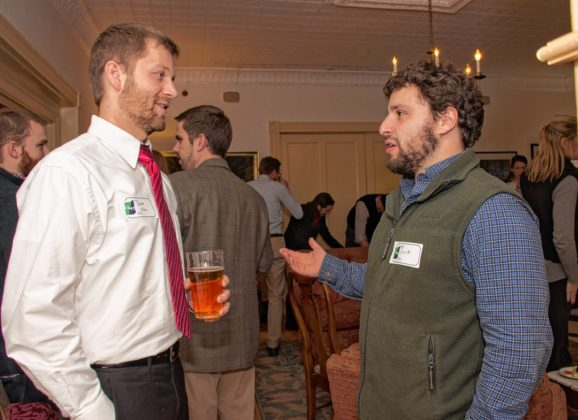 The Big Event: Upper Valley Young Professionals Ring In Holidays
