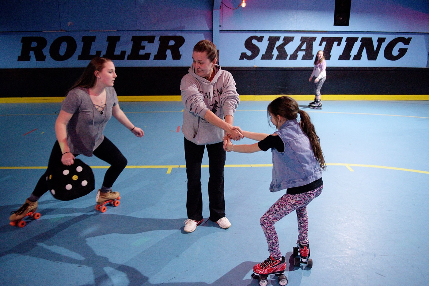Roller skates jcpenney - Company News April 2017 Featuring Great View Roller Skating Video Enterprise