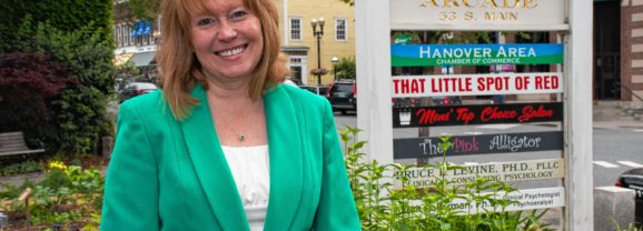 Chamber Profile: Vermont Native Brings Expertise, Enthusiasm to Hanover