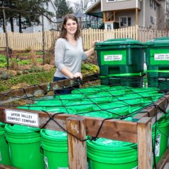 The Exit Interview: Jessica Saturley-Hall, Founder of The Upper Valley Compost Co.