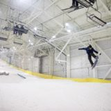 The future of American skiing may be inside a New Jersey mall