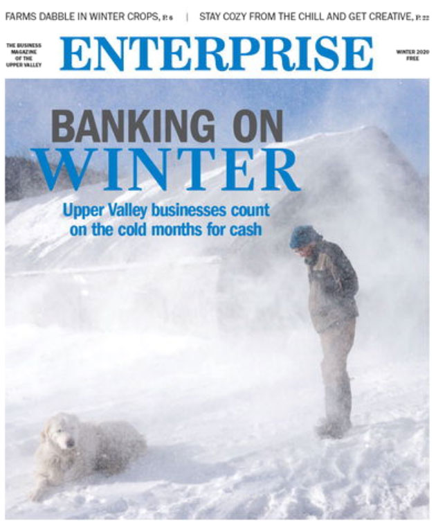 Read the print version of Enterprise