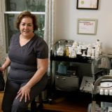 Exit Interview: Susan Sorensen, owner of AboutFace, helps customers put best