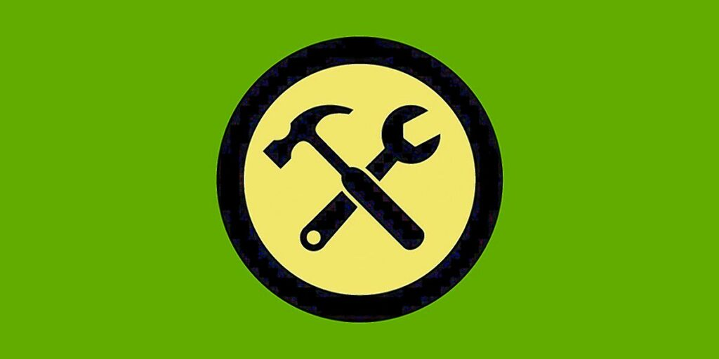 Electronic Freedom Foundation's right-to-repair logo